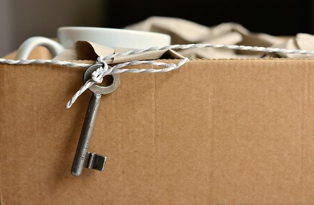 přenos krabic