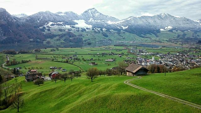 krásná vesnice