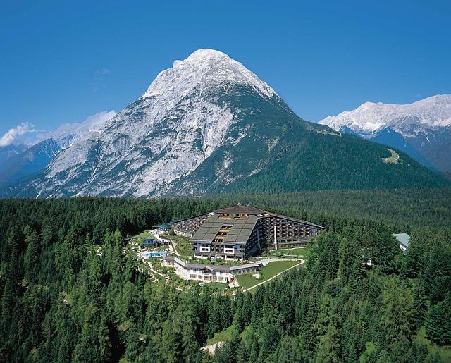 hotelový komplex